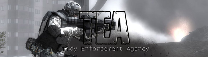 Tidy Enforcement Agency